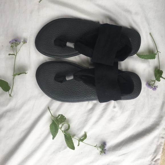 a09a08041 Sanuk Yoga Sling Sandals. M 5b9c8856de6f620b8230f1bf